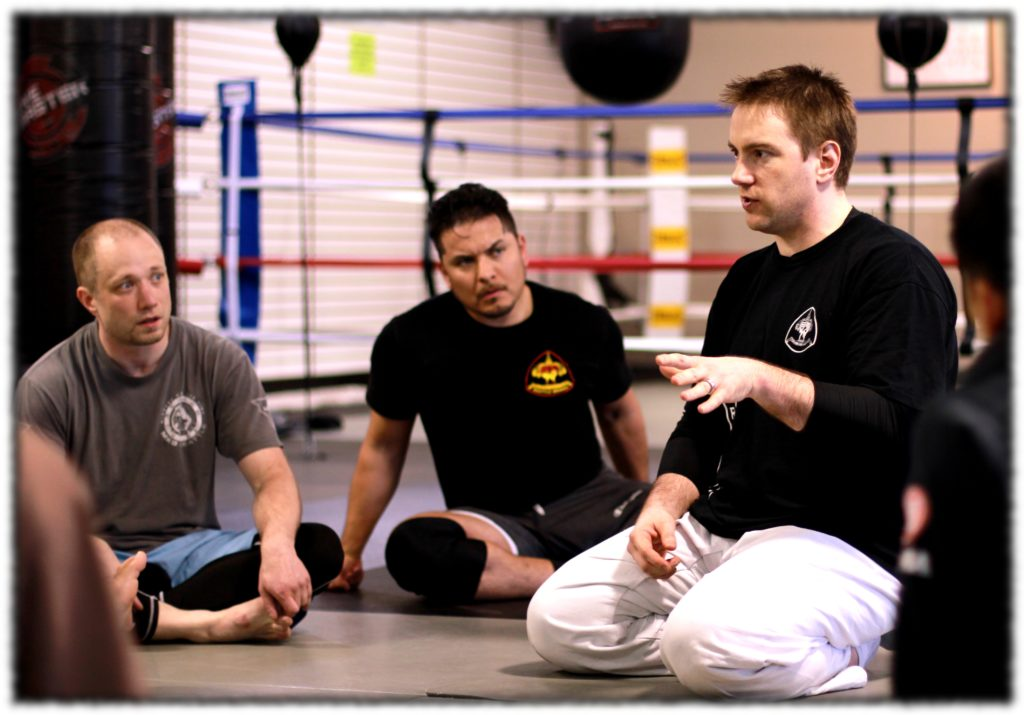 Andy Wilson MKG Seattle Instructor Qualifications