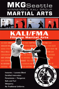 Kali Seattle Filipino Martial Arts Escrima Arnis