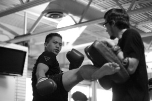 Muay Thai Training Kickboxing Seattle