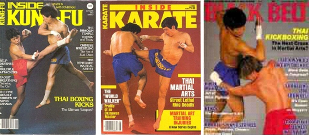 Thai Boxing in Seattle at MKG Martial Arts