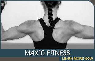 MAX10 10-Week Fitness Challenge