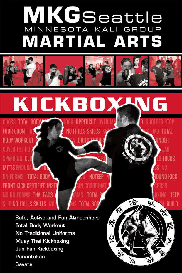 Beginning Kickboxing Classes in Seattle