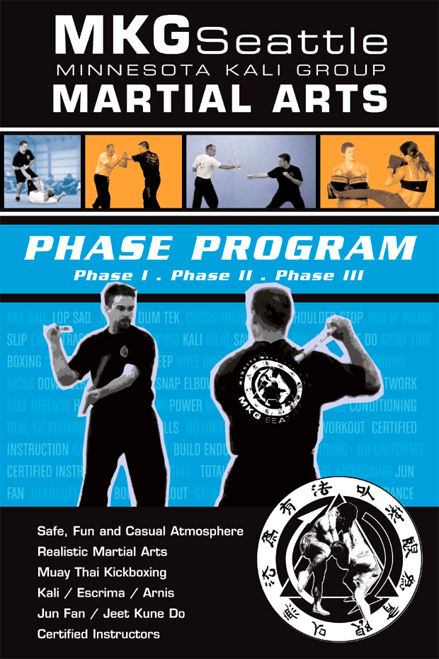 Martial Arts Beginners Class in Seattle