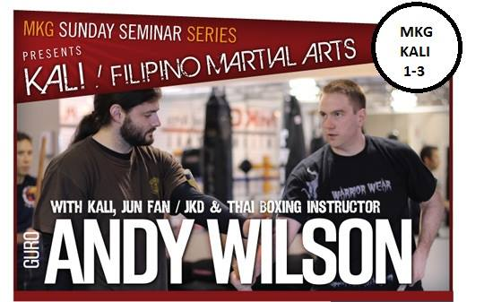 Kali Seminars Seattle