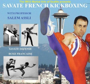 Savate Seminar Seattle, WA