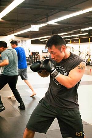martial arts classes | boxing