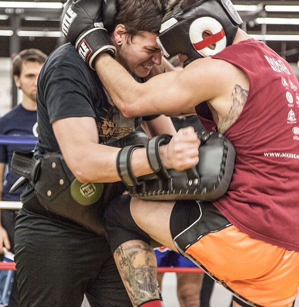 Seattle Muay Thai Classes more than a Muay Thai gym