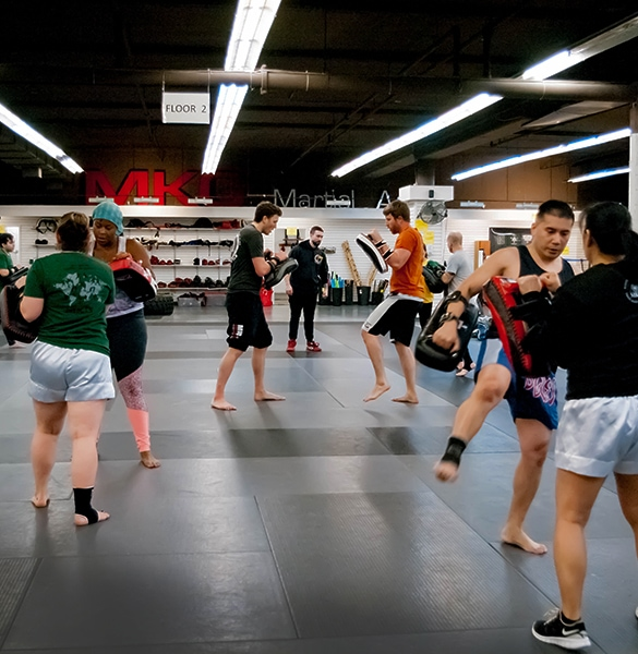 martial arts seattle