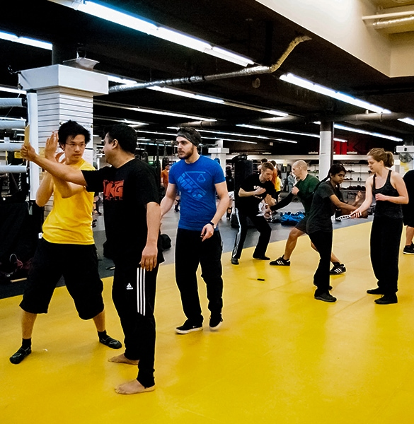 Filipino Boxing classes or Panantukan classes