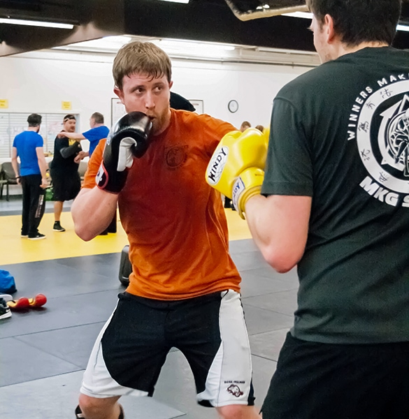 Seattle Martial Arts | Boxing