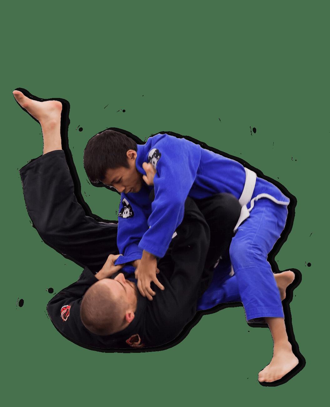 Two_men_bjj_BJJ Brazilian Jiu-Jitsu