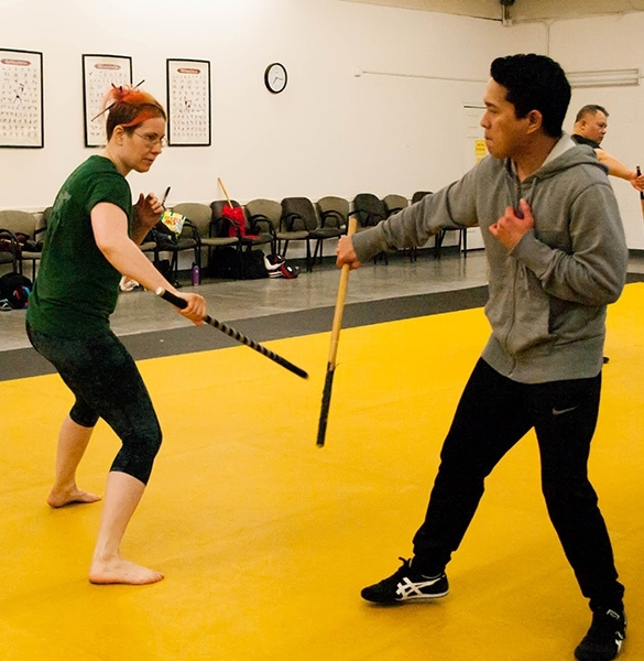 Filipino martial arts classes in Seattle Kali / Arnis / Escrima