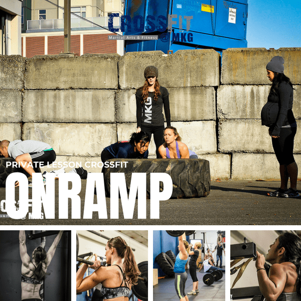 crossfit mkg private onramp