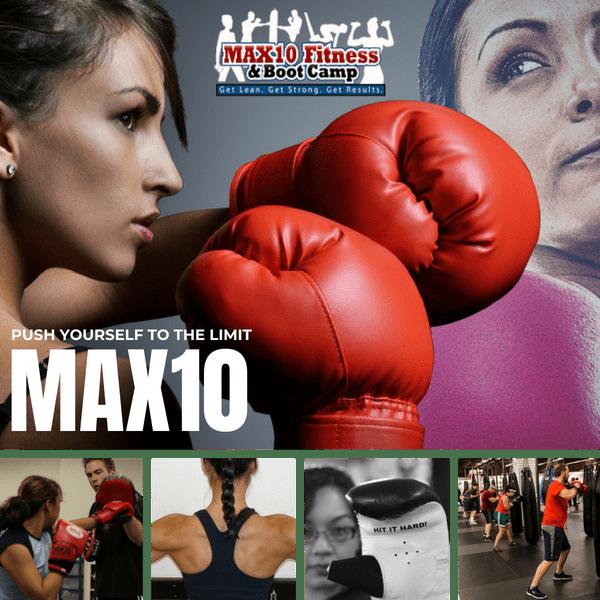 MAX10 Fitness