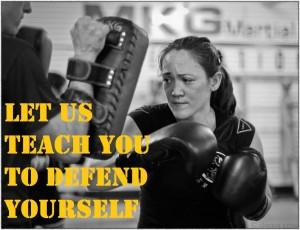 Krav Maga or MKG Seattle Self Defense Classes