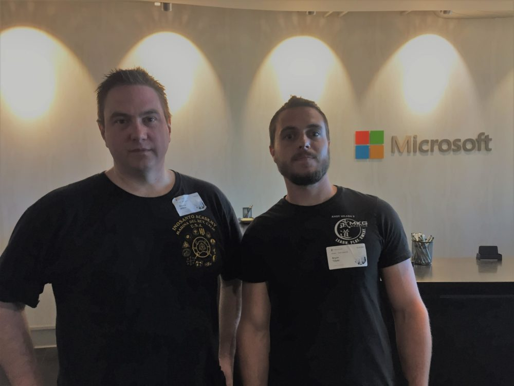 Self Defense at Microsoft