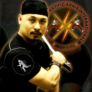 Lightning Scientific Arnis Filipino martial arts classes in Seattle