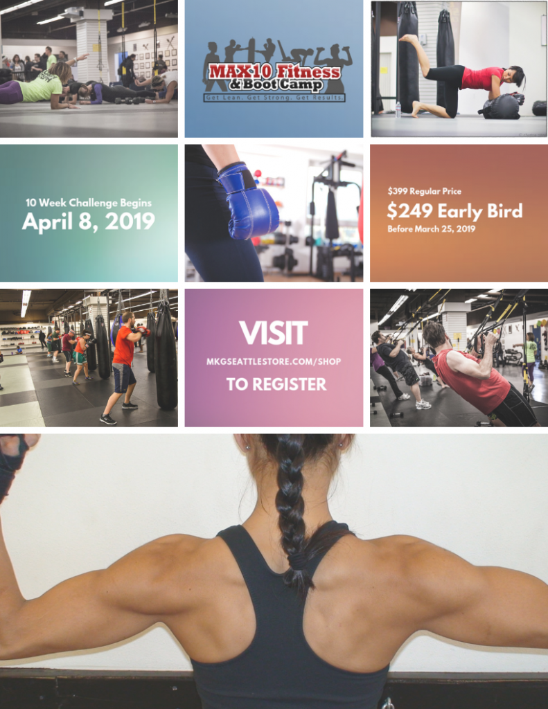 Seattle Fitness Boot Camp