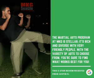 Jeet Kune Do in Seattle