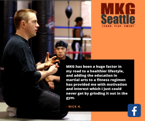 Martial Arts and Self Defense North Seattle