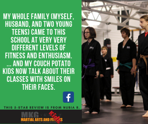Family Martial Arts in North Seattle